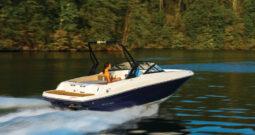Bayliner VR4 med MerCruiser 4.5L MPI 250 hk benzin, katalysator Alpha One