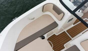 Bayliner VR4 med MerCruiser 4.5L MPI 200 hk benzin, katalysator Alpha One full