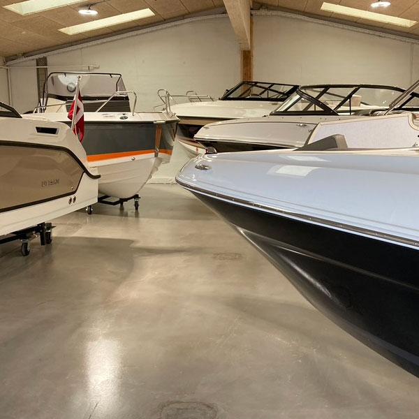 Både til salg - Boathouse Sletten