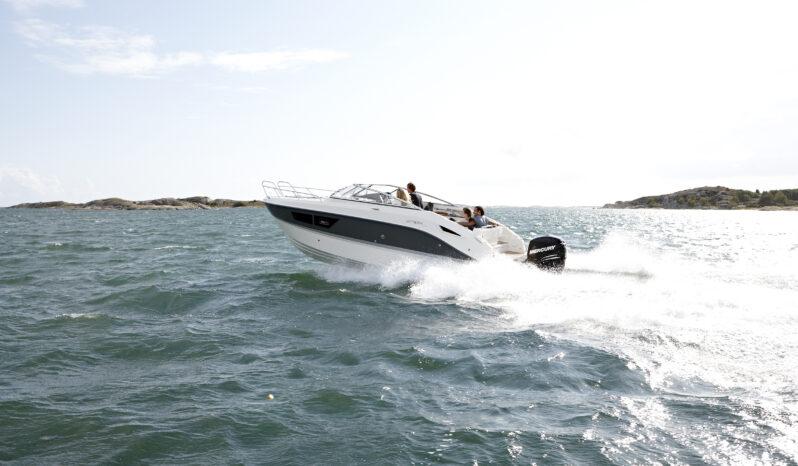 Uttern D77 m. Mercury 300 hk. Verado full