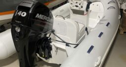 Mercury 420 Rib med 40 hk. efi